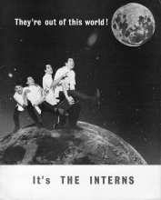 The next group was The Interns