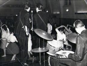 The Rikki Alan Trio - circa 1959
